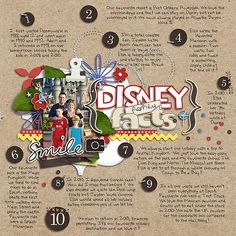 Disney Family Facts