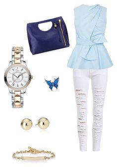 """""""Untitled #13"""" by mariannanna on Polyvore featuring Christian Dior, Prabal Gurung and Hoorsenbuhs"""