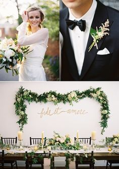 Snippets, Whispers & Ribbons Elegant Spring Wedding Ideas