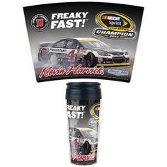 Kevin Harvick WinCraft 2014 NASCAR Sprint Cup Series Champion Travel Mug
