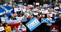 Why Does Scotland Want Independence? It's Culture vs. Economics - NYTimes.com