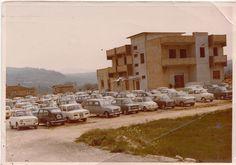 Il primo giorno di lavoro al Rist. Giardino di S: Lorenzo in C. 11/04/1971