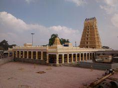 Chamundeshwari temple, mysore