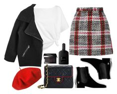 December 10, 2016 - 3 by mariimontero on Polyvore featuring Red Herring, Carven, Chanel, Betmar, Bobbi Brown Cosmetics and Tom Ford