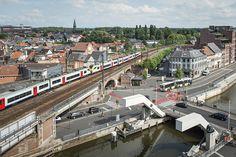 Aalst Ontknoopt: het nieuwe mobiliteitsplan van de Stad Aalst >>