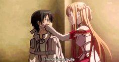 Anime Sword Art Online      Mangá lançado em Abril de 2009  Anime lançado em 07 de Julho de 2012 no Japão.   Não foi atoa ter me apaix...
