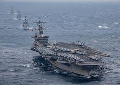 Após 2 teste com ICBM norte-coreano EUA e Coreia do Sul discutem opção militar