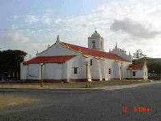 Iglesia de Pueblo Nuevo. Peninsula de Paraguaná, Edo. Falcón, Venezuela