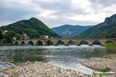 Mehmed Pasha Sokolovic bridge, Visegrad and the bridge on the Drina, Bosnia and Herzegovina – Andrey Andreev Travel and Photography