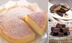 This is the Japanese 3-ingredient cake the world is going nuts for