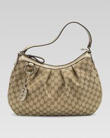 Gucci Sukey Hobo Bag.  This is an adorable & functional bag that could be carried everyday.  I love it!