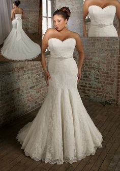 Image Detail for - Plus size wedding dresses Julietta™ by Mori Lee collections 2011 ...