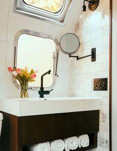 Modern Interior Ideas For RV Camper 34 | Rv campers, Modern ...