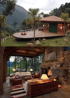 Modern Cabins Home Design Ideas. Informations About 20 Fantastic Modern Cabins Home Design Ideas - ArtCraftVila Pin You can easily use my prof Shed Plans, House Plans, Cabin Plans, Architecture Renovation, Modern Architecture, Cool Tree Houses, Log Cabin Homes, Log Cabins, Barn Homes