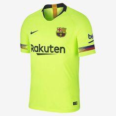 63775a2845b Nike 2018/19 FC Barcelona Vapor Match Away Men's Soccer Jersey Football  Shirts, Men's