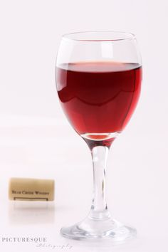 Black Raspberry Wine from Bear Creek Winery.  Homer, Alaska.