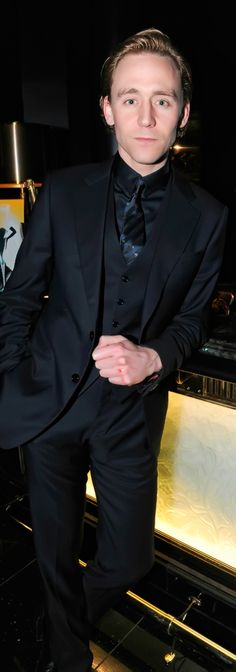 Tom Hiddleston attends Bafta rising stars party, hosted by Orange and Esquire at The Savoy Hotel on February 7, 2012 in London. HQ photo: http://i.imgbox.com/ThNofxIp.jpg. Source: Torrilla