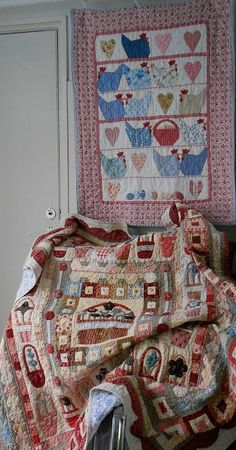 "Supergoof Quilts ""Doubles, Washing and one new Calendar"""