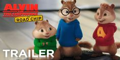 Alvin and the Chipmunks: The Road Chip Trailer is Here