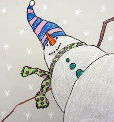 Snowman Perspective