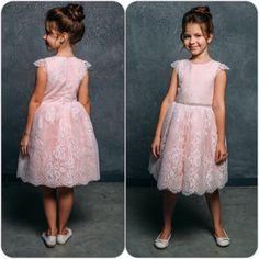 Легкое платье для девочки купить