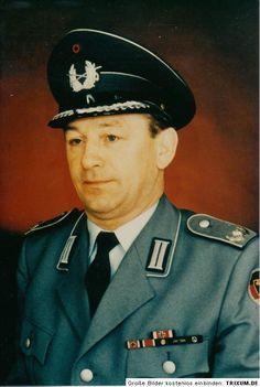 Major der Reserve Kurt Prinz (1920-2009) - Bundeswehr