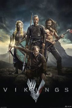 Póster Tripulación, Vikings Foto 1