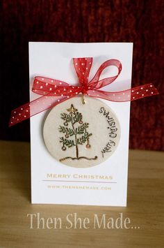 Hey, I found this really awesome Etsy listing at https://www.etsy.com/listing/168203481/christmas-tree-ornament