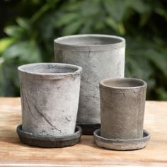 macetas cemento