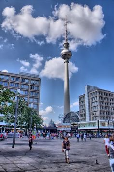 Alexanderplatz - Christian Antoine - Berlin - the place to be