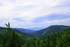 "Family Road Trip – First Impressions  Landscape Izvoru Mureşului -> ""Lacul Roşu"""