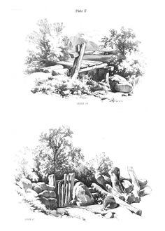 Plate 17 - James Duffield Harding (1798-1863)