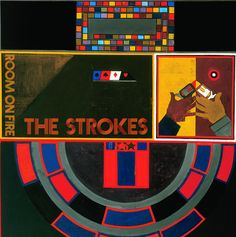 """""""Reptilia"""" by The Strokes added to Walking Like A Badass playlist on Spotify From Album: Room On Fire"""