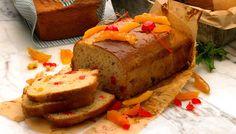FRUIT CAKE | Chef Oropeza