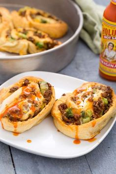 Authentic Mexican Recipes' Use of Chiles: Rajas Con Crema For Example - Typical Miracle Taco Crescent Rolls, Pillsbury Crescent Roll Recipes, Crescent Dough, Cookbook Recipes, Cooking Recipes, Chef Recipes, Yummy Recipes, Recipies, Game Recipes