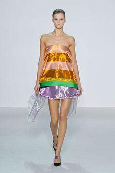Raf Simons's debut RTW for Dior