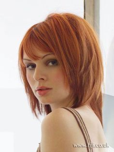 bobs hairstyles Medium Length Bobs with Bangs 2013 Bob h hairstyles medium length | hairstyles