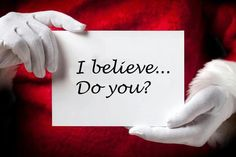 i believe do you?
