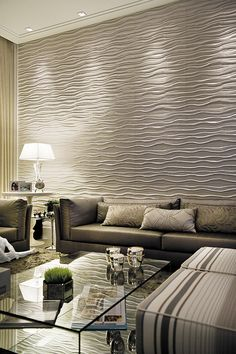 Ideas Wall Murals Paris Home Paris Home, Ceiling Design, Wall Design, House Design, Bed In Living Room, Living Room Decor, Textured Wall Panels, Home Interior, Interior Design