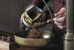 Maison des trois thés, le palais des thés