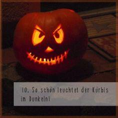 Kinderleichte Anleitung zum Kürbis-Schnitzen mit Kindern - mit vielen Bildern, einfach nachzumachen  #kürbis #halloween