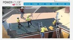 Solar Roof Shingles from Dow Chemical Company