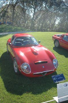 1964 Alfa Romeo TZ-1