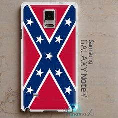 Get REBEL CONFEDERATE FLAG DUKES OF HAZZARD Samsung Galaxy Note 4 Case