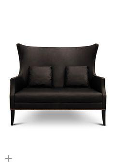 DUKONO | Modern 2 Seat Sofa by BRABBU #armchairs