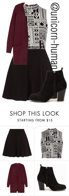 """Untitled #1067"" by unicorn-human on Polyvore featuring River Island, Madewell and Nly Shoes"