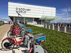 Below The Surface: Discovery World - Intensive Lab Experiences in Milwaukee by Phelan R Fretz, Ph. D.