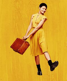 Phillipa Soo is Amélie!! You NEED to go see it ASAP!!! I saw it at the previews it's so good!!!!