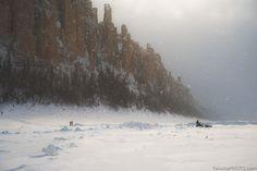 ленские столбы река лена якутия lena river lena pillars yakutia lena fluss lena felsen jakutien Snow, River, Wolves, Advent, Bears, Outdoor, Image, Rocks, Russia