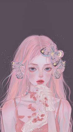 Art Anime, Anime Art Girl, Art And Illustration, Fantasy Kunst, Fantasy Art, Pretty Art, Cute Art, Aesthetic Art, Aesthetic Anime